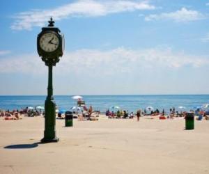 Riis Beach, Queens NY